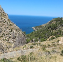 Mallorca mountain roads