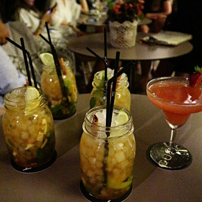 Cocktails in Palma