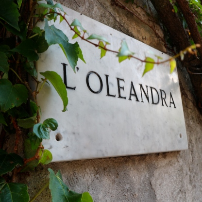 L'Oleandra, Lake Como