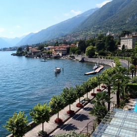 Lake Como views