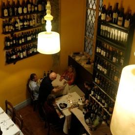 Dinner at L'Parione