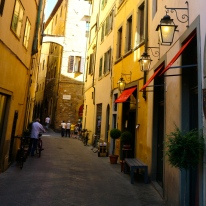 Florence back streets
