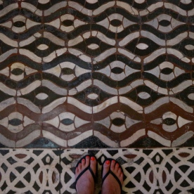 My Italian floor obsession