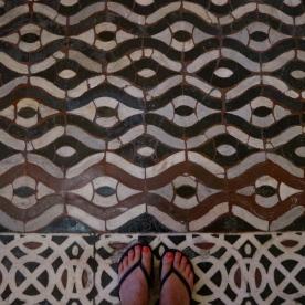 My Italian floor obsession