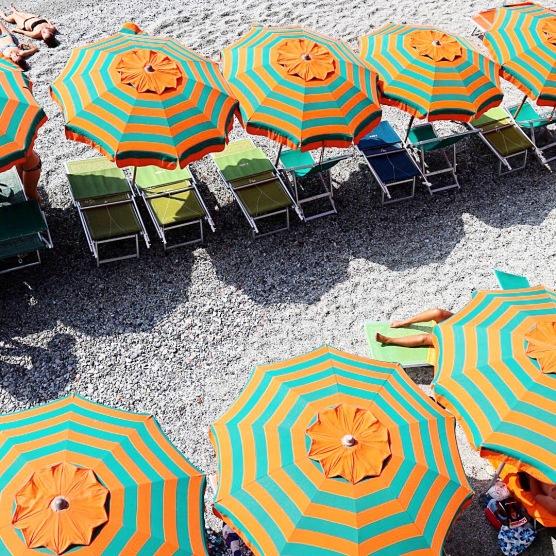 Sun Safety, Monterosso al Mare