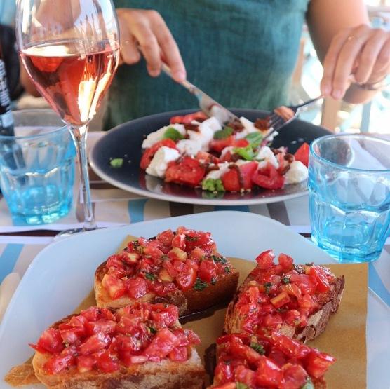 Lunch @ La Cantina di Miky, Monterosso al Mare