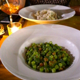 Dinner at Vineria Macchiavello