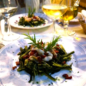 Dinner at Reve Cafe & Restaurant