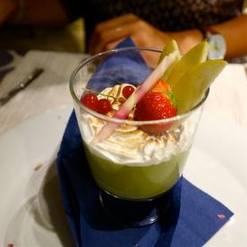 Dessert @ Ristorante Miky, Monterosso al Mare