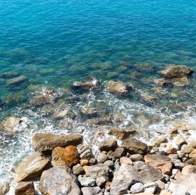 The Mediterranean!