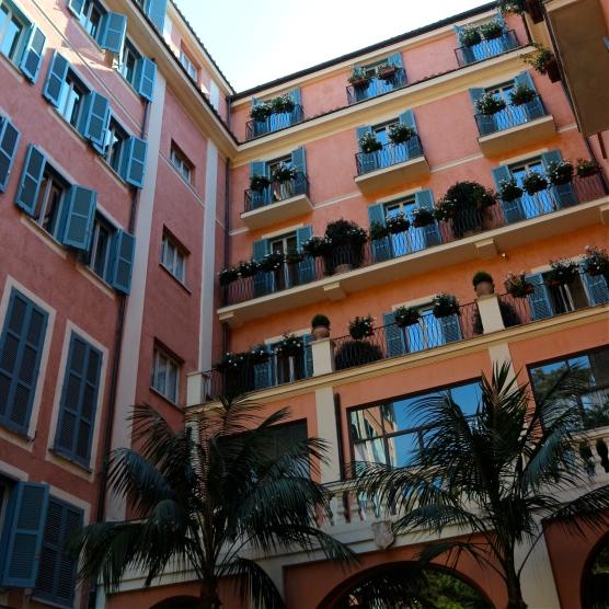 Courtyard Views @ Hotel de Russie